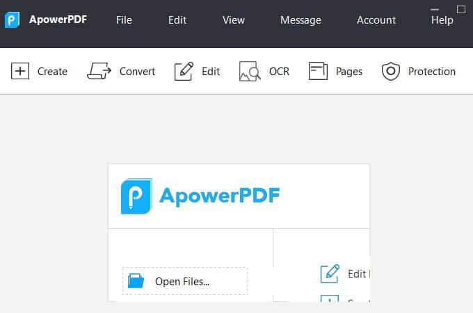 ApowerPDF 5.4.0.0617 Crack And Serial Key Full Version 2021
