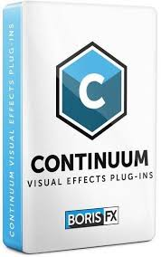 Boris FX Continuum Crack
