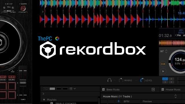 Rekordbox DJ Crack Free Download