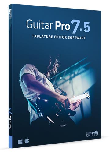 Guitar Pro 7.5.5 Crack With Keygen [2021] Torrent Download