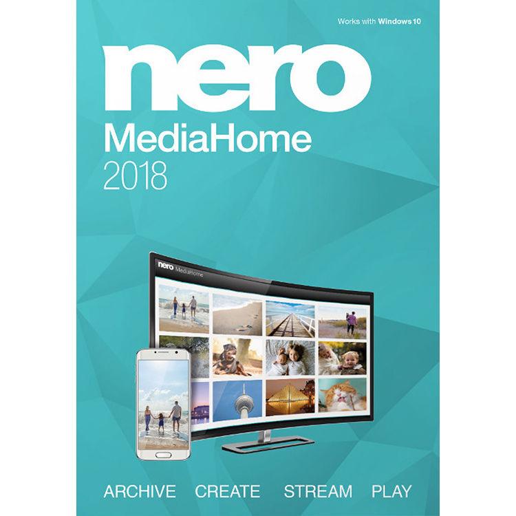 Nero MediaHome Crack + Serial Key Full Download