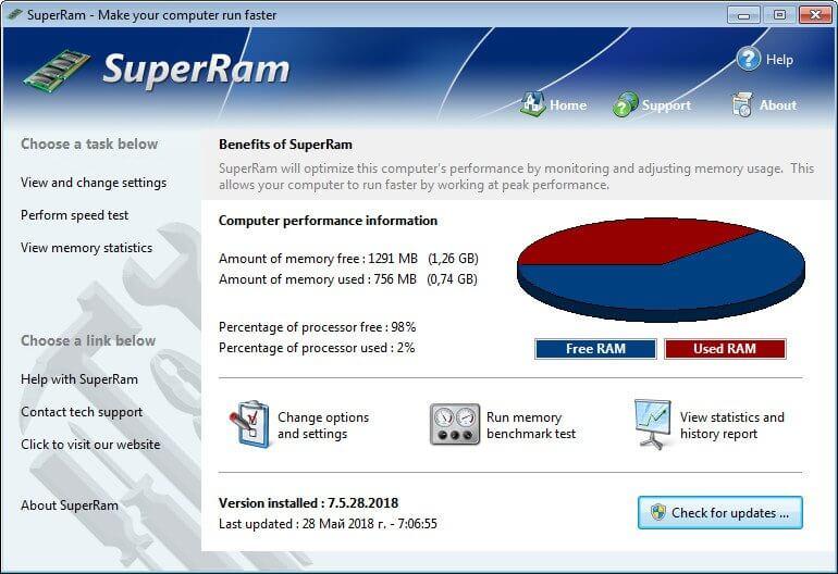 PGWare SuperRam Activator